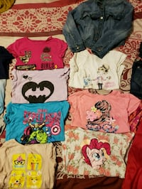 toddler's assorted clothes Dracut, 01826