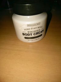 New..Pure Goat Milk Body Cream.. Hopkinsville, 42240