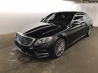 2015 MERCEDES-BENZ S 550 4MATIC (LWB) AMG Sport-Package Montréal