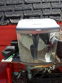 Nanocube aquarium best offer  Quinte West, K8V 5P4
