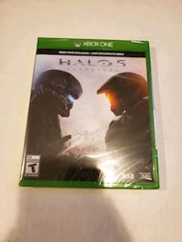 NEW - Halo 5 Guardian's for Xbox One Milton, L9T 3Z7