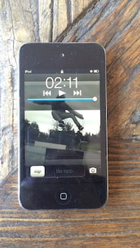 iPod touch 8gb Oslo, 0687