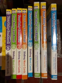 Your child can read and discover collection. Reduced price Montreal, H3M 2G9