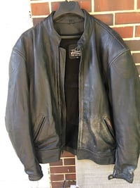 Fast Company Leather motorcycle jacket