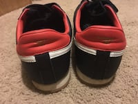 Used gola British sneakers size 8 Boyds, 20841