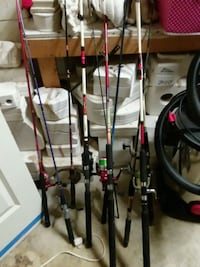 black and red compound bow Indian Head, 20640