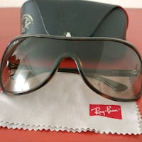 Ray-Ban RB 4086 marrón  6513 km