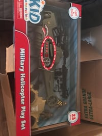 Kids military toy set Henrico, 23294