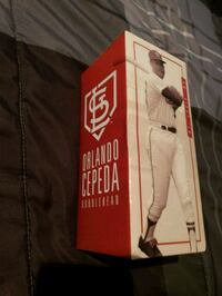 Orlando Cepdea bobble head O'Fallon, 63368