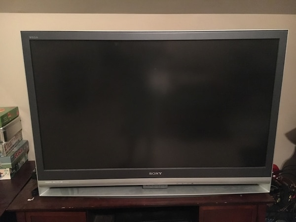 "46"" Sony rear projection tv.  Works great just don't need it anymore"