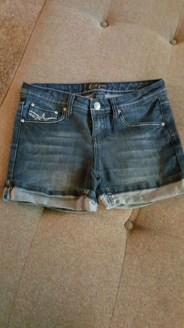 Shorts,size o first pair size 3,Both fit same