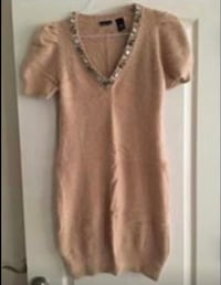 New never worn NEW... Angora, rabbit hair sweater dress. Size large. Woodbridge, 22191