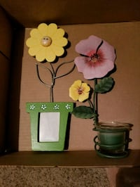 Spring Frame and Candle Springfield, 65802