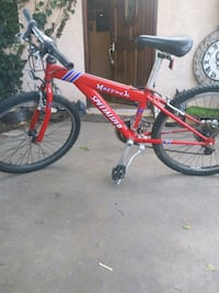 24 inch specialized red and black  Los Angeles, 91352