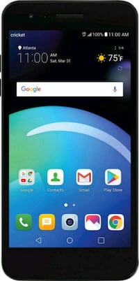 risio3 cell phone cricket Tulare, 93274
