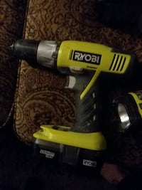 Ryobi drill , , flash light,weed eater a Pleasant Valley, 64068
