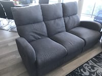 Reclinable 3 seater from Bad Boy Toronto, M8V