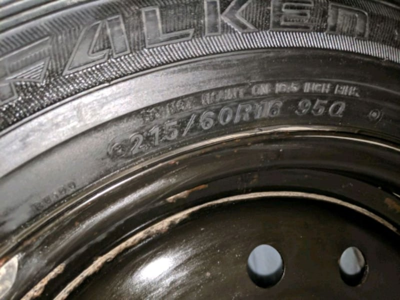 Winter tires  50c49a47-c884-45e7-951b-01ccc3eeae88