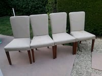 4 Pottery Barn Chairs Los Angeles, 91423