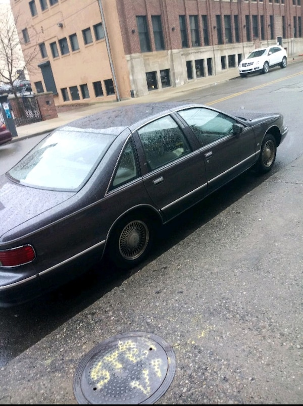 Used Chevrolet Caprice 1993 With 28s For Sale In Detroit Letgo