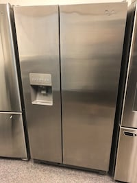 Whirlpool Stainless Steel Side by Side Refrigerator  Charlotte, 28134