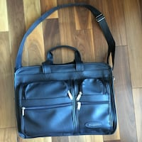 Brand new Bugatti bag - all leather
