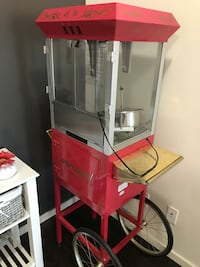 red and gray popcorn maker Calgary, T2Z 5B6