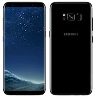 Samsung Galaxy s8 - factory unlocked with box and  Springfield
