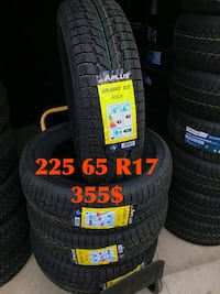 225/65/17 winter tire brand new Richmond Hill, L4C 2V9