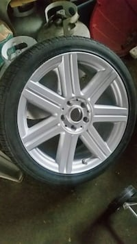 Chrysler Crossfire wheel  225/40/18