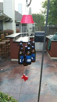 Budlight wind chime