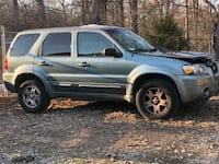 2006 Ford Escape Limited Adelphi