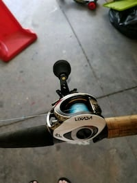Baitcaster on shimano rod Simpsonville, 29681