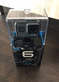 Gopro hero 6 ( unopened ) with accessories Sunnyvale, 94086