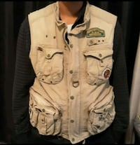Authentic Polo fishing vest