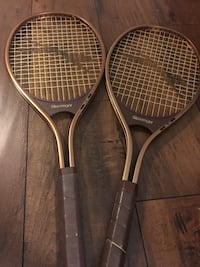 2 Slazenger tennis rackets -best offer Toronto, M3M 0A2