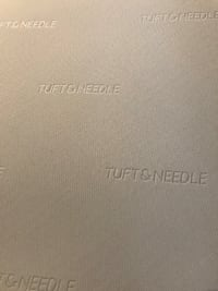 Tuft & Needle King size mattress Elkton