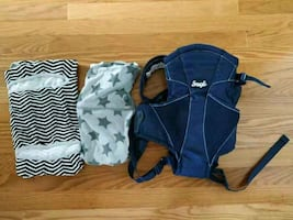baby carrier and car seat cover