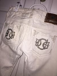 Womens Studded Guess Jeans Markham