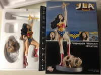 DC Direct JLA: Cover To Cover Statue – Wonder Woman New York, 11428