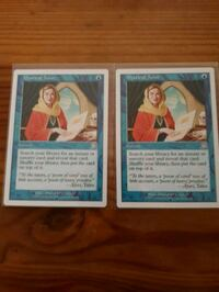Mint MTG Mystical Turor 6th edition cards. Whitby, L1P 1A1