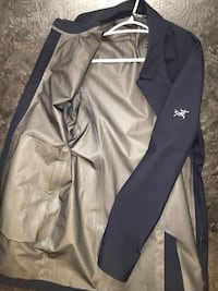 Arcteryx Keppel Trench Coat Men's