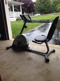 black and gray stationary bike Olney, 20832