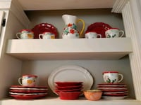 Pioneer woman dishes, mugs, pitchers, platters Covington, 30014