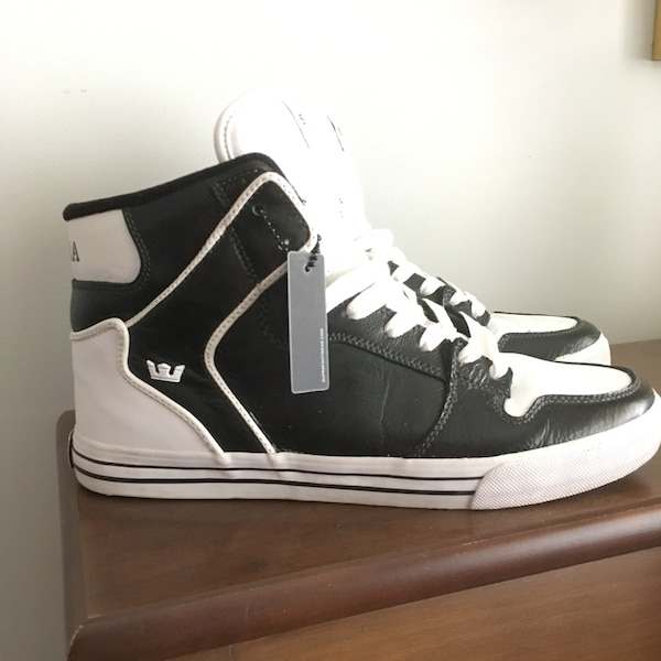 7cd15f0cea0 Used Supra Vaider shoes for sale in Hamilton - letgo