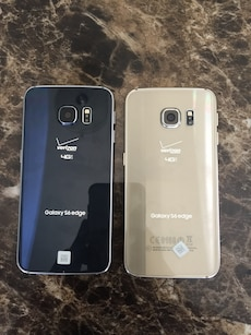 2 verizon samsung galaxy S6 edge