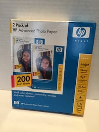 HP Advanced Photo Paper ROCKVILLE