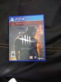 Sony PS4 The Last of Us game case