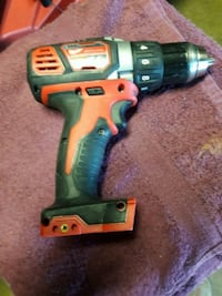 green and black cordless hand drill East Chicago, 46312