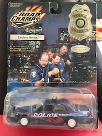 Road Champs - Ferndale, MI 2000 Ford Crown Victoria 1:43 scale